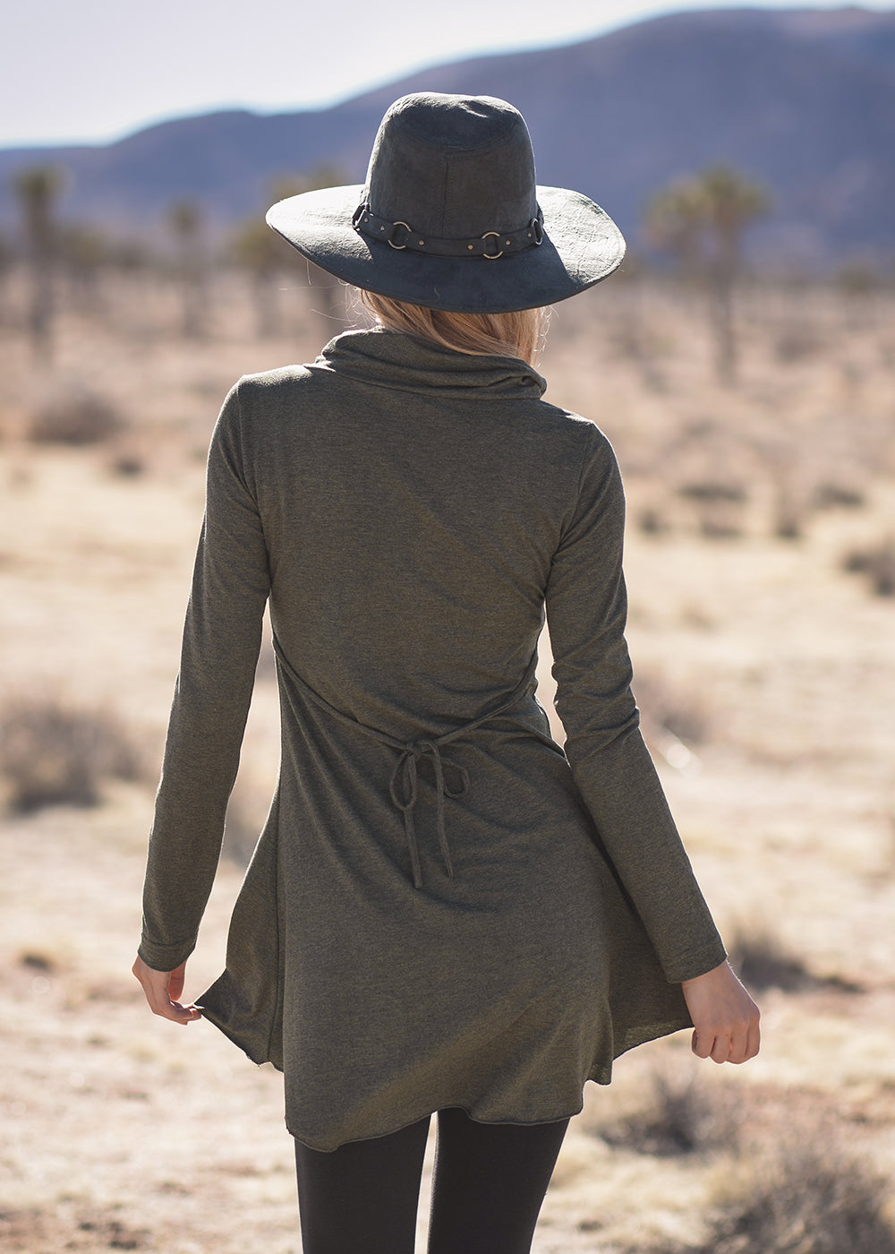 Nomads Hemp Wear Mystic Tunic