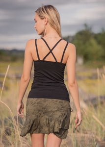 Nomads Hemp Wear Sassy Skirt