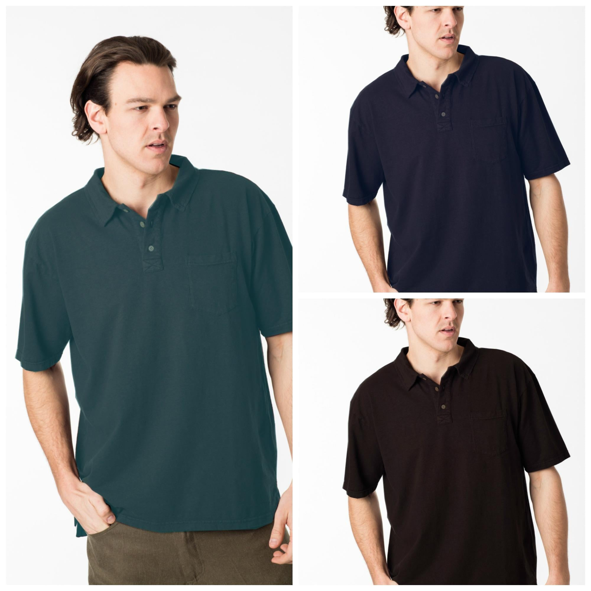 H&C Golf Shirt with pocket