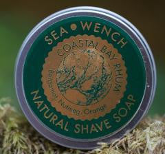 Sea Wench Natural Shave Soap