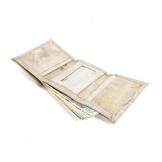Tri-Fold Wallet Real Deal Brazil Tarp