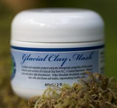 Sea Wench Glacial Clay Face Mask
