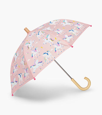 Hatley Magical Pegasus Color Changing Umbrella