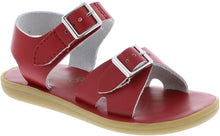 Load image into Gallery viewer, Tide Velcro Sandal - Sikes Children's Shoe Store