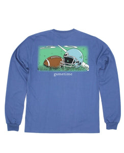 Properly Tied Game-time Long Sleeve Tee