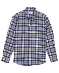 Properly Tied Flannel Shirt
