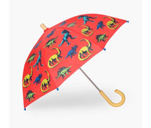 Load image into Gallery viewer, Hatley Painted Dinos Umbrella