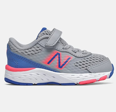 New Balance Bungee Lace 680v6