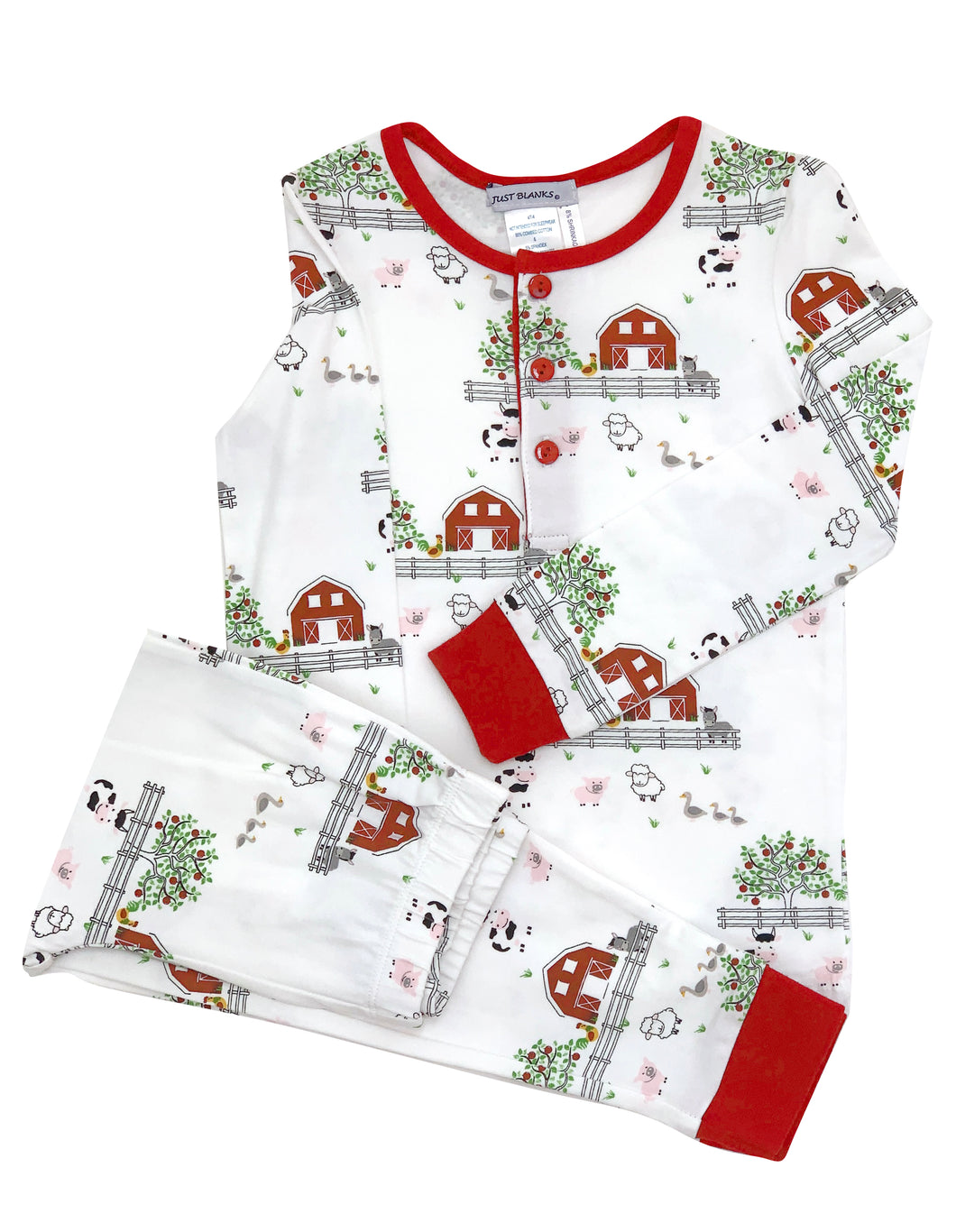 Farm Boy Lounge Wear Set