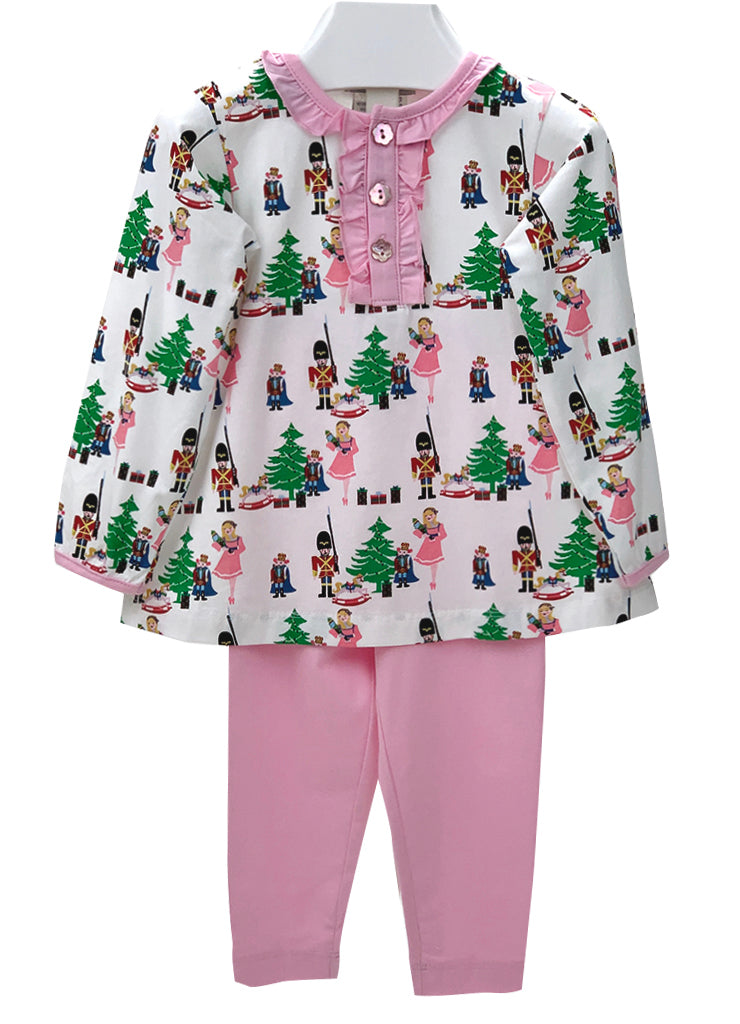 Nutcracker 2 Piece Set