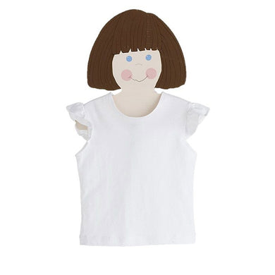 Angel Sleeve Tee - Sikes Children's Shoe Store