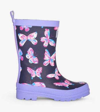 Hatley Butterfly Kaleidoscope Rainboot