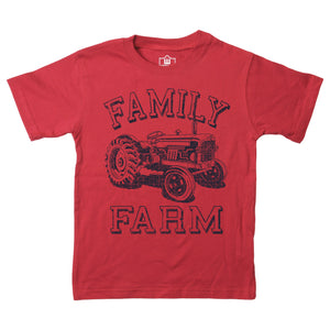 Wes and Willy Tractor S/S TEE