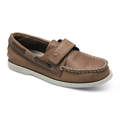 Original Hook & Loop Boat Shoe - Sikes Children's Shoe Store