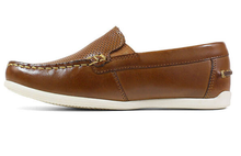 Load image into Gallery viewer, Florsheim Jasper Perf Jr. Moc Toe Venetian Loafer