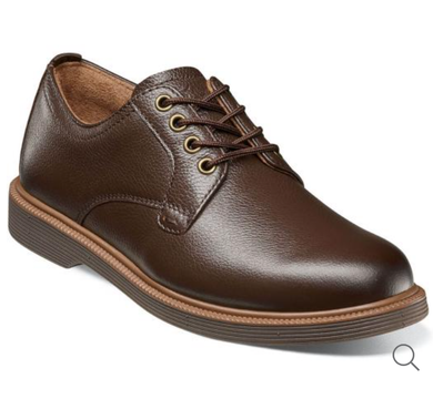 Florsheim Supacush Plain Toe Oxford