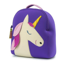 Load image into Gallery viewer, Unicorn Harness Backpack