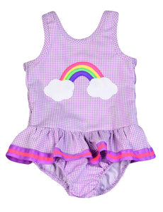 Funtasia Too Rainbow Swim Suit