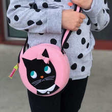 Load image into Gallery viewer, Dabbawalla Miss Kitty Crossbody Bag