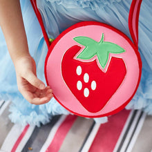 Load image into Gallery viewer, Strawberry Fields Crossbody Bag