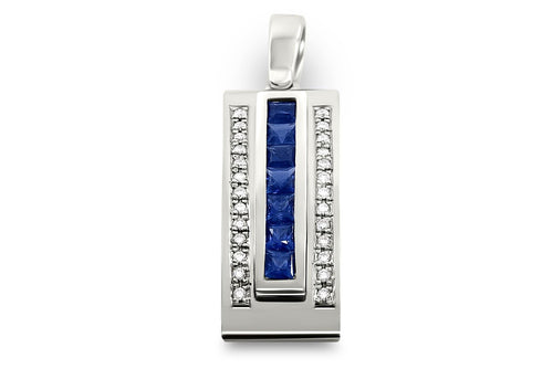 jewelry diamond pendant necklace platinum