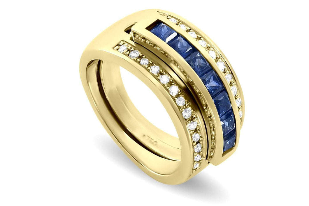 jewelry diamond ring yellow gold