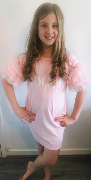 Kids Vogue dress