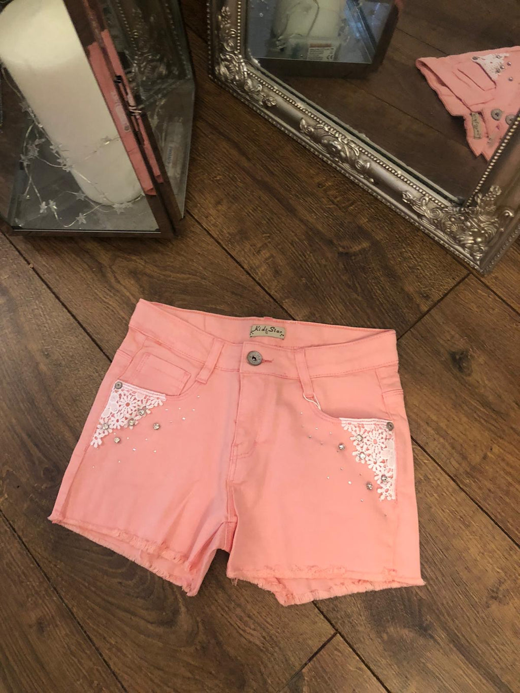 Kids willow shorts