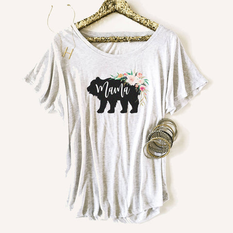 Rustic Mama Bear Shirt