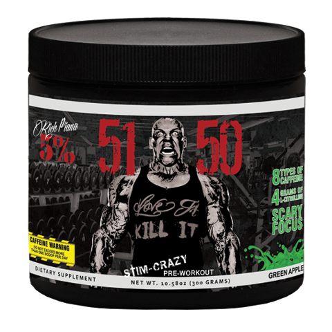 5% Nutrition 5150 Preworkout