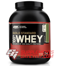 Optimum 100% Gold Standard Whey 5lbs