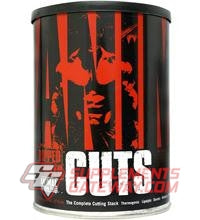 Universal Nutrition Animal Cuts, 42 packs