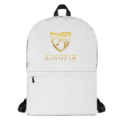 KingPin Glass Backpack
