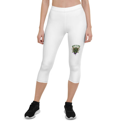 KingPin Glass Capri Leggings