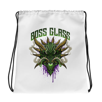 KingPin Boss Glass Stash bag