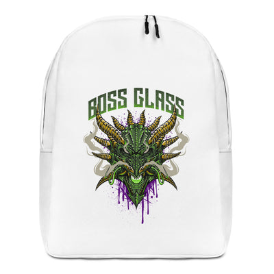 KingPin Glass Minimalist Backpack