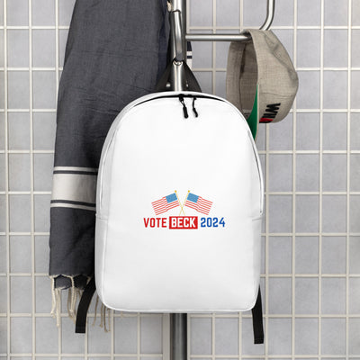Vote Beck 2024 Backpack