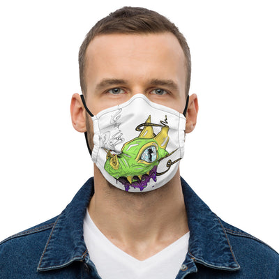 Boss Glass Face Mask