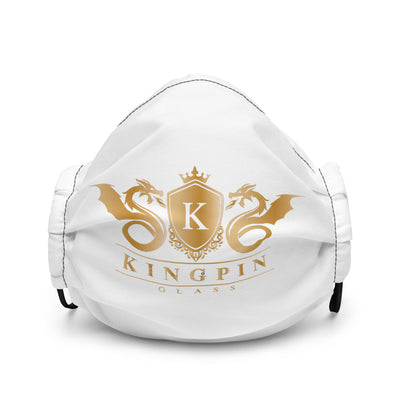 KingPin Dual Dragon Face Mask