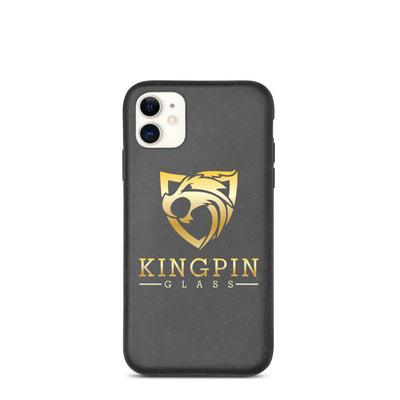 KingPin Glass Biodegradable Iphone Case