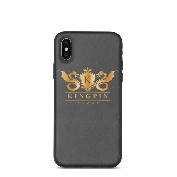 KingPin Dual Dragon Biodegradable Iphone Case