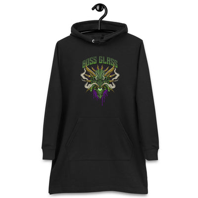 KingPin Glass Extended Hoodie