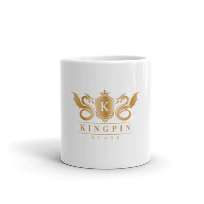 Kingpin Glass Coffee Mug