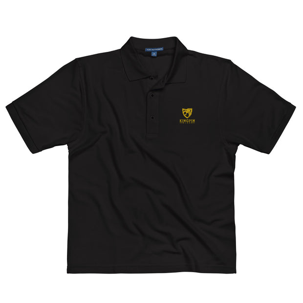 KingPin Glass Premium Polo