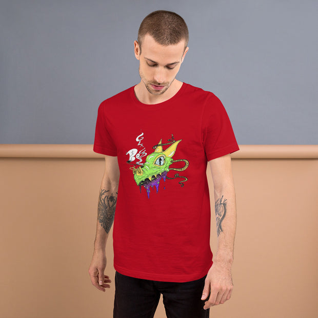KingPin Glass Short-Sleeve Unisex T-Shirt