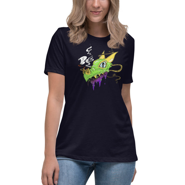 KingPin Glass Women's Relaxed T-Shirt