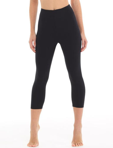 Commando | Control Capri Legging (Black)
