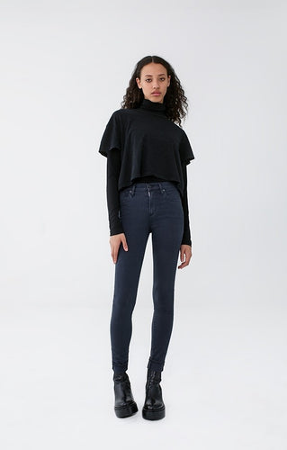Agolde | Sophie High Rise Skinny (Aura)