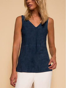 AS by DF | Charleston Suede Tank