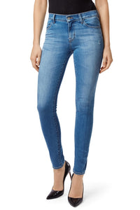 J Brand | 620 Mid Rise Super Skinny (Sawyer Destruct)